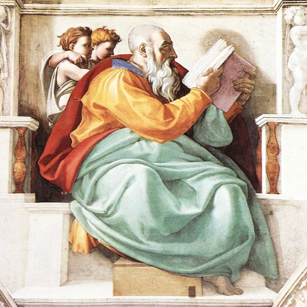 Michelangelo A Roma I Veggenti Della Cappella Sistina