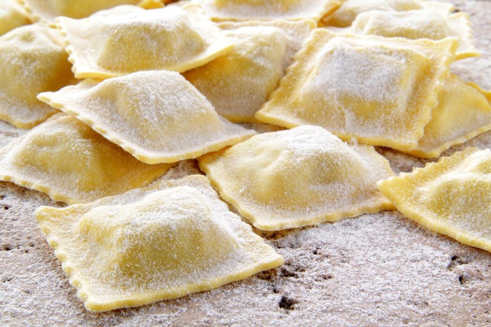 pasta fresca i ravioli
