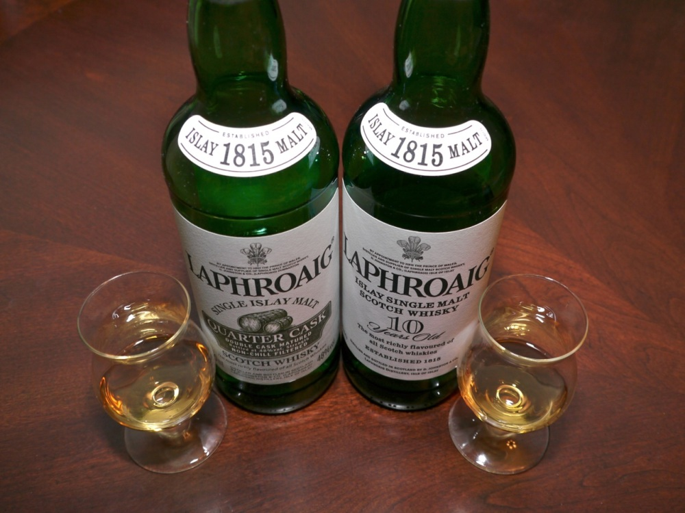 LAPHROAIG Cocktail Bar