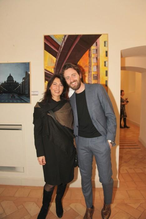 Lara Almerico, Graziano Scarabicchi (2)