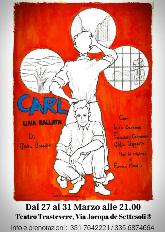Locandina CARL