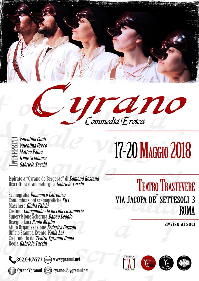 Cyrano Locandina