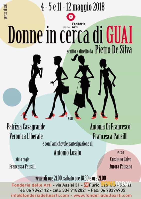 donne in cerca di guai