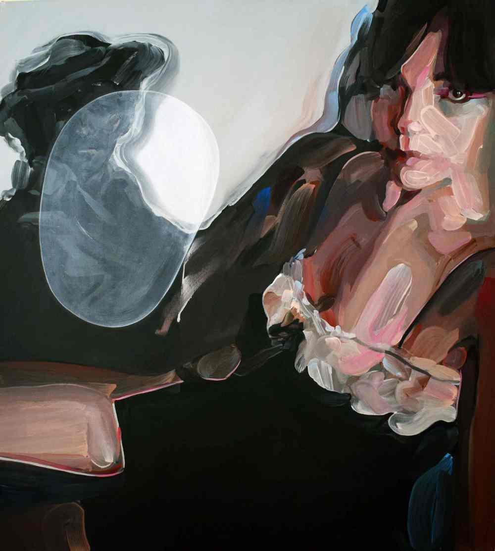 _RvB ARTS_Evita Andújar_Stolen selfie 7 o Omaggio a Rembrant
