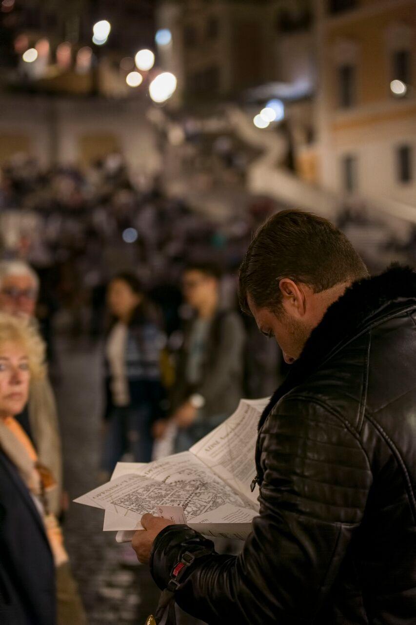 Vendemmia di Roma Piazza di Spagna - @Federico Zanotti.jpg